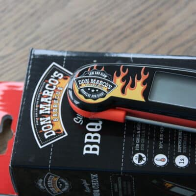 Don Marco´s Burger Superfast Thermometer